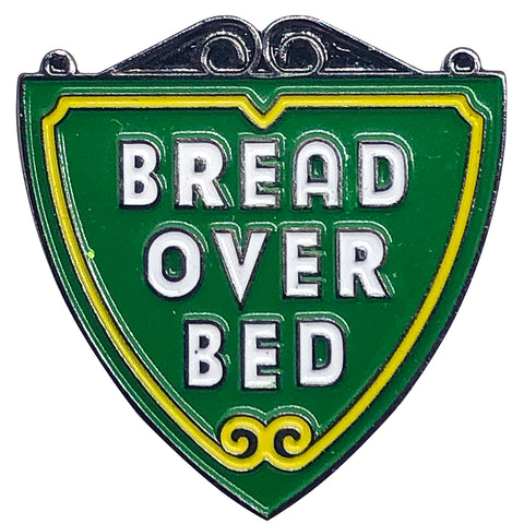 Bread over Bed Green