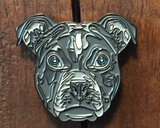 Don't Bully My Breed Pin (3 Finishes)