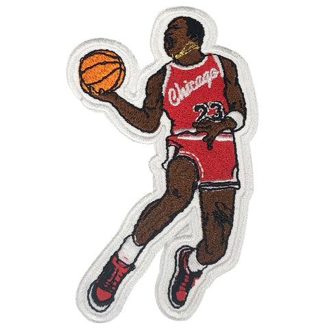 Flying MJ patch