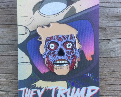 They Trump Pin