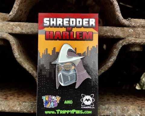 Shredder of Harlem