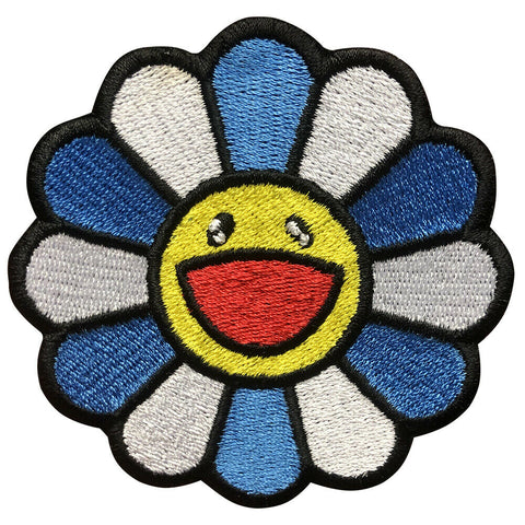 Murikami Flower patch (BlueWhite)