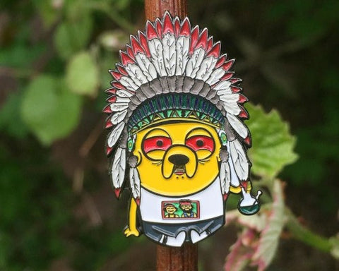 Stoner Chief Pin