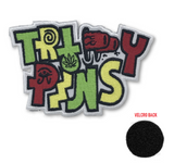 Trippypins Rasta Patch