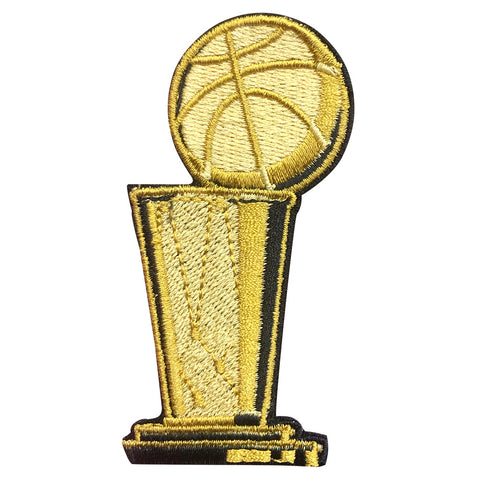 NBA Trophy patch