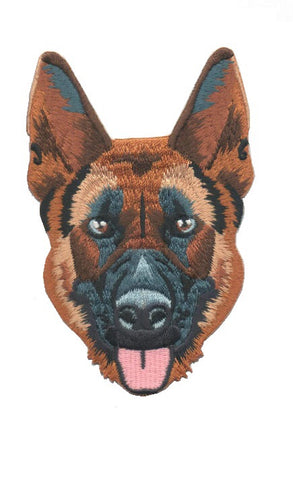 German Shepherd K9 Patch