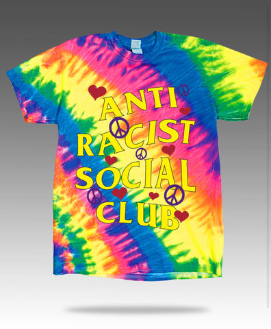 Anti-Racist Social Club T-shirt (Women)