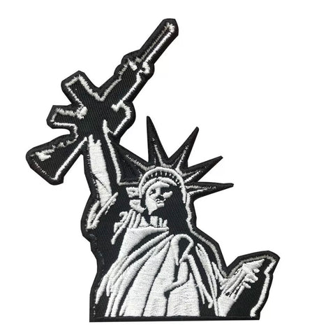 Statue of Liberty AR-15 Patch