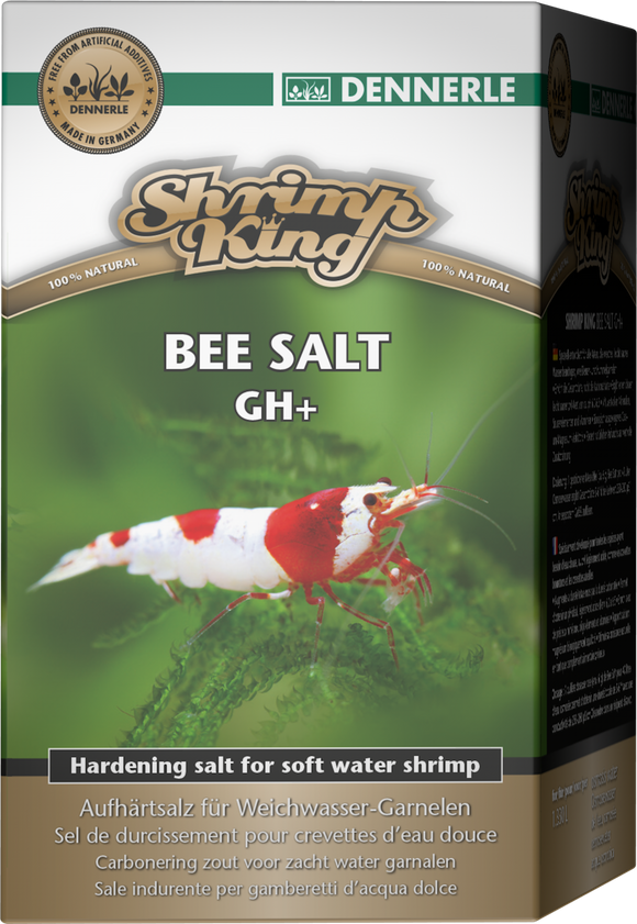 Shrimp King Bee Salt GH+