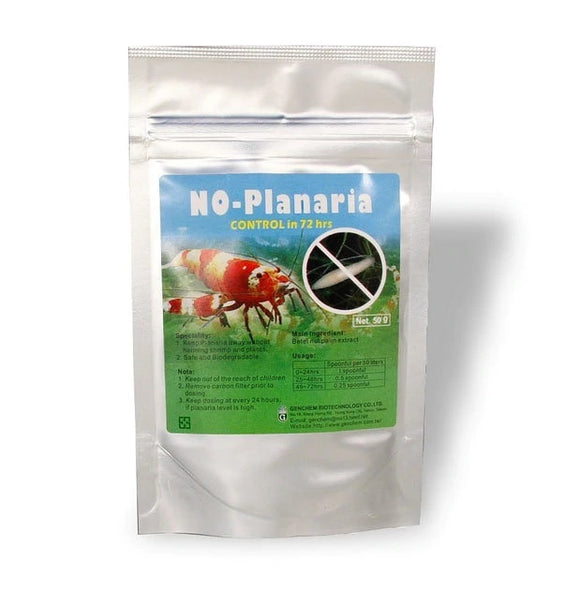 Genchem No Planaria (Shrimp Safe)