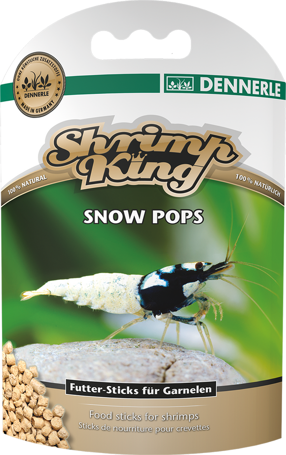 Shrimp King Snow Pops
