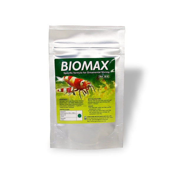 Genchem Biomax CRS #1 (For Baby Shrimps)