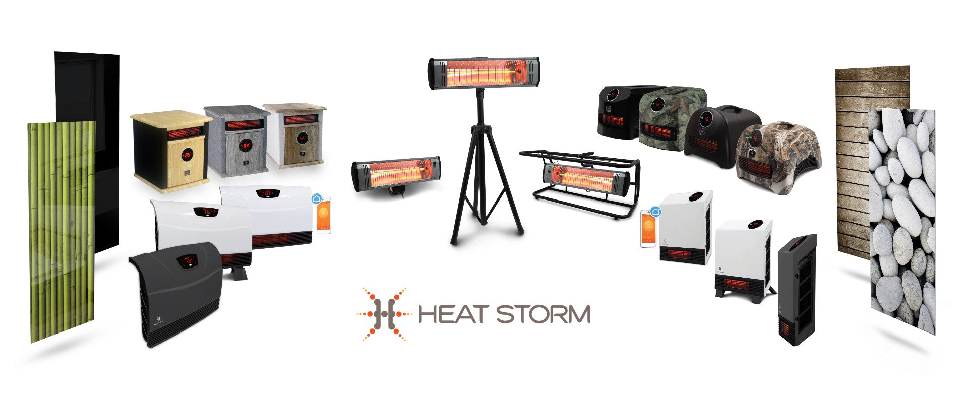 heat storm infrared space heaters