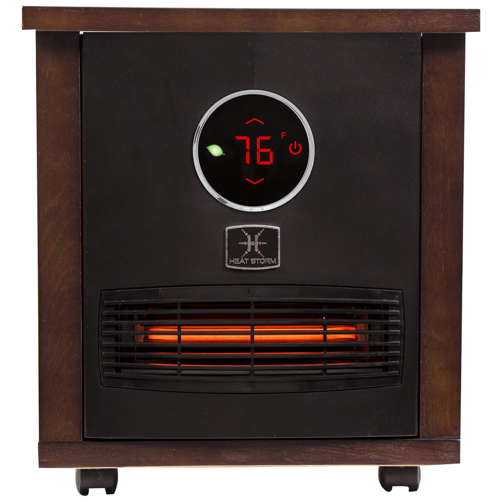 1500 Watt ~ Infrared Space Heater ~ Classic Cabinet Heater
