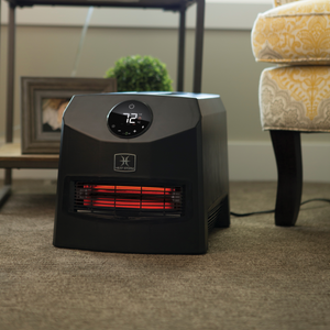 Mojave black 1500 watt space heater.