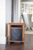 1500 Watt ~ Infrared Space Heater ~ Classic Cabinet ~ Oak