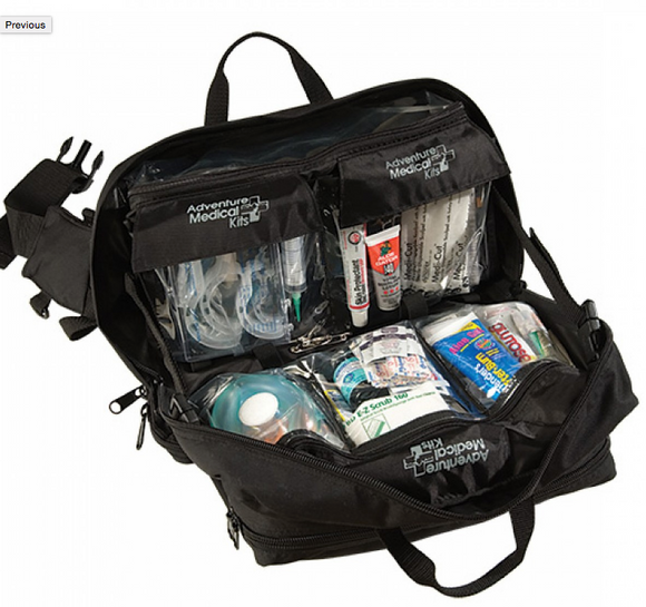 Adventure Medical Mountain Pro Series Medical Kit Medic II