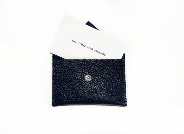 Card Holder- Navy