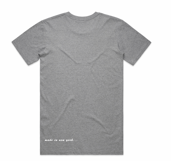 Soulcase Tee Redone-Gray