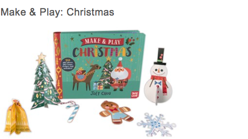 Discovery Toys: Make and Play Christmas