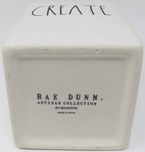 Rae Dunn by Magenta Ceramic CREATE Pen and Pencil Holder