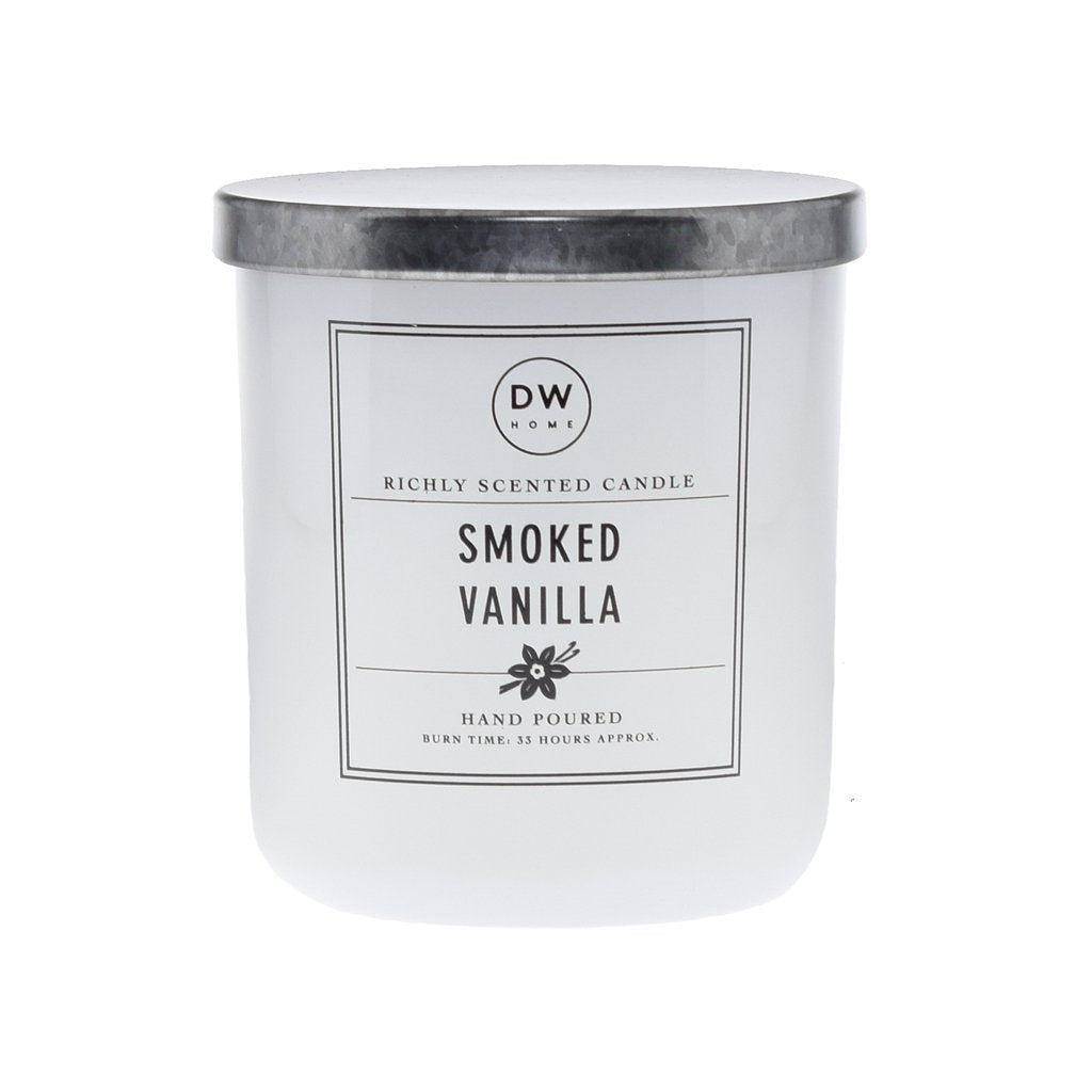 DW Home Smoke Vanilla Candle