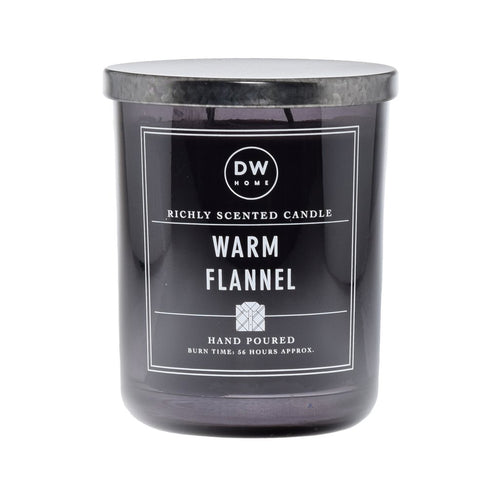 DW Home Warm Flannel Candle
