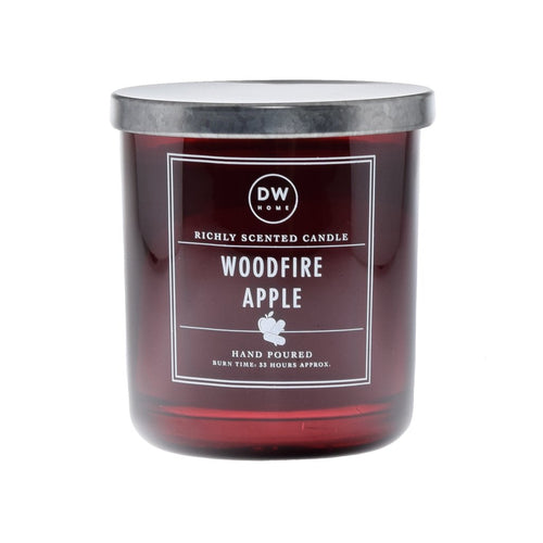 DW Home Woodfire Apple Candle