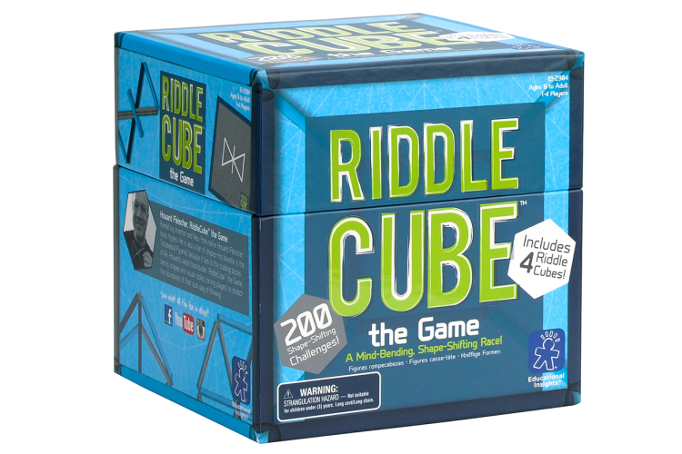 Discovery Toys: Riddle Cube