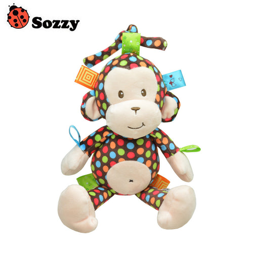1pcs High Quality Sozzy Plush Baby Toy