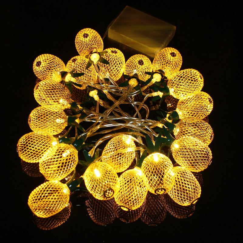 130cm Metal Pineapple Shaped Lanterns