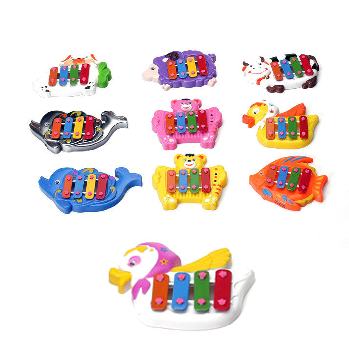 4 Tone Baby Musical Instrument Toy