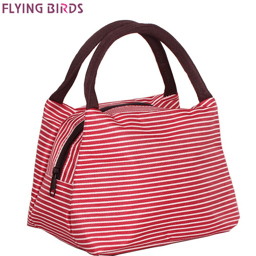 FLYING BIRDS Canvas Bag