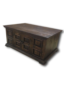 Chalet Rodeo Coffee Table