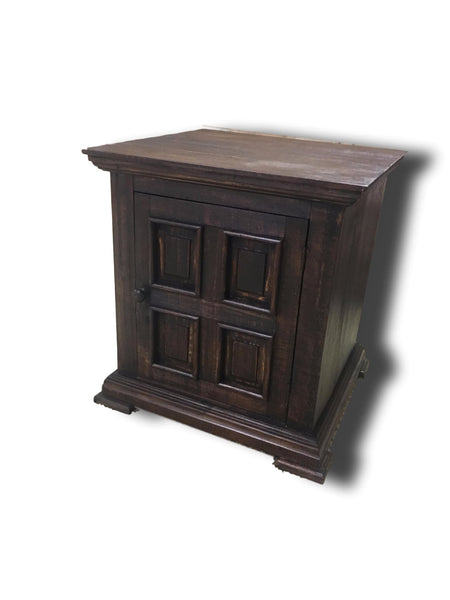 Chalet Rodeo End Table