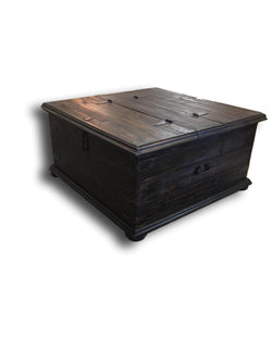Double Trunk Coffee Table Rodeo