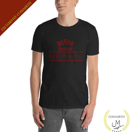 T-shirt - Red is King