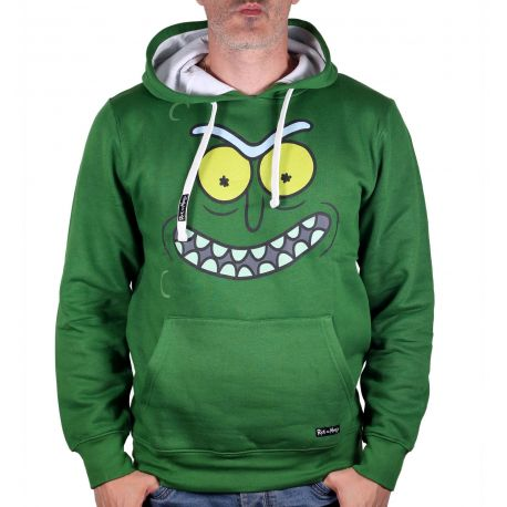 Sweat-shirt Rick et Morty