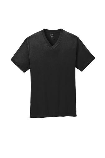 Unisex Core Cotton V-Neck Tee