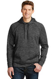 Tenure Employee - Sport-Tek® Unisex PosiCharge® Electric Heather Fleece Hooded Pullover