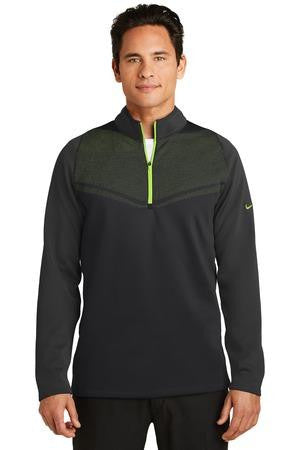 Unisex Nike Golf Therma-FIT Hypervis 1/2-Zip Cover-Up