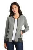 Tenure Employee - New Era® Ladies French Terry Baseball Full-Zip