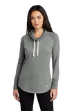 New Era ® Ladies Sueded Cotton Blend Cowl Tee