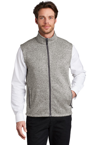 Unisex Sweater Fleece Vest