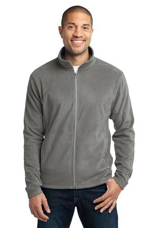 Unisex Microfleece Full-Zip Jacket
