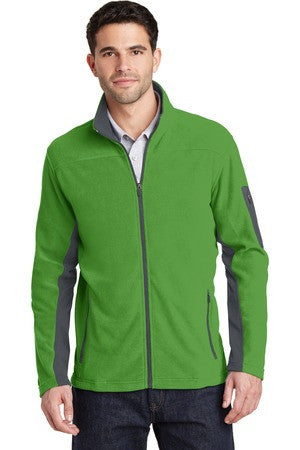 Unisex Summit Fleece Full-Zip Jacket