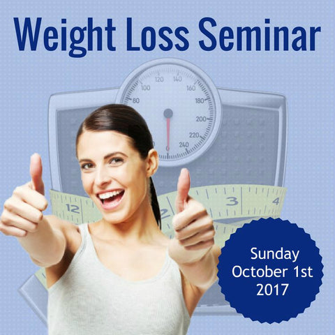 Weight Loss Seminar with Mark Yuzuik