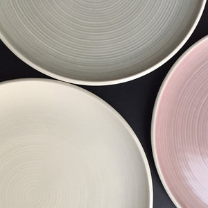 Enso/Bevel Platters, #84