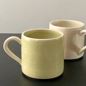Wet Grass Mugs