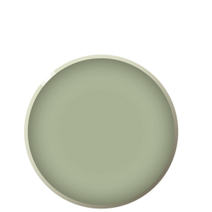 B03 BEVEL Dinner plate - Sage, in stock